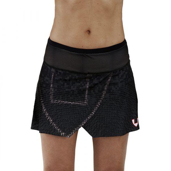 Falda pantalón deporte negra