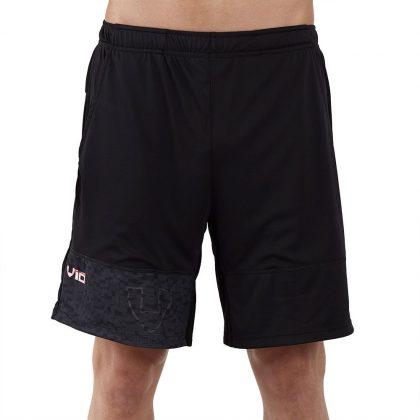 Pantalón deporte hombre negro