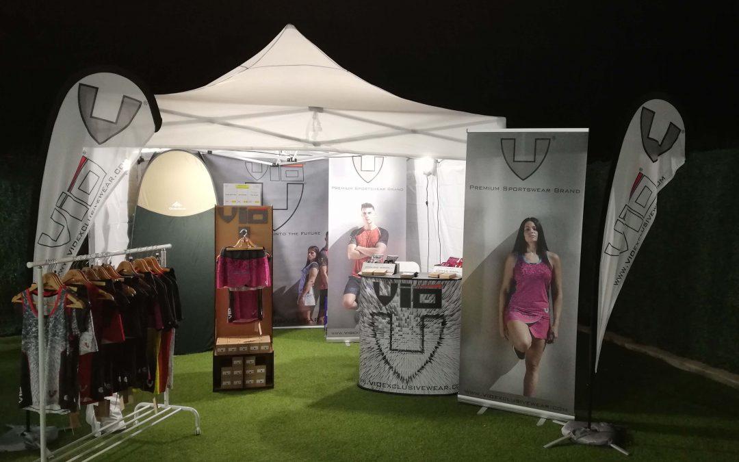 VIÓ presenta su colección textil para pádel y gym en el III TORNEO MGC Mutua