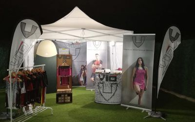 VIÓ presents its textile collection for paddle and gym at the III MGC Mutua TOURNAMENT